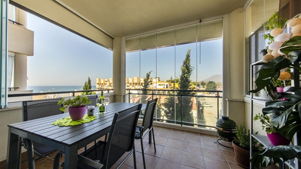 Strand Apartment Estepona 1248-11