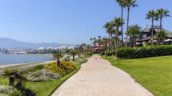Strand Apartment Estepona 1248-27